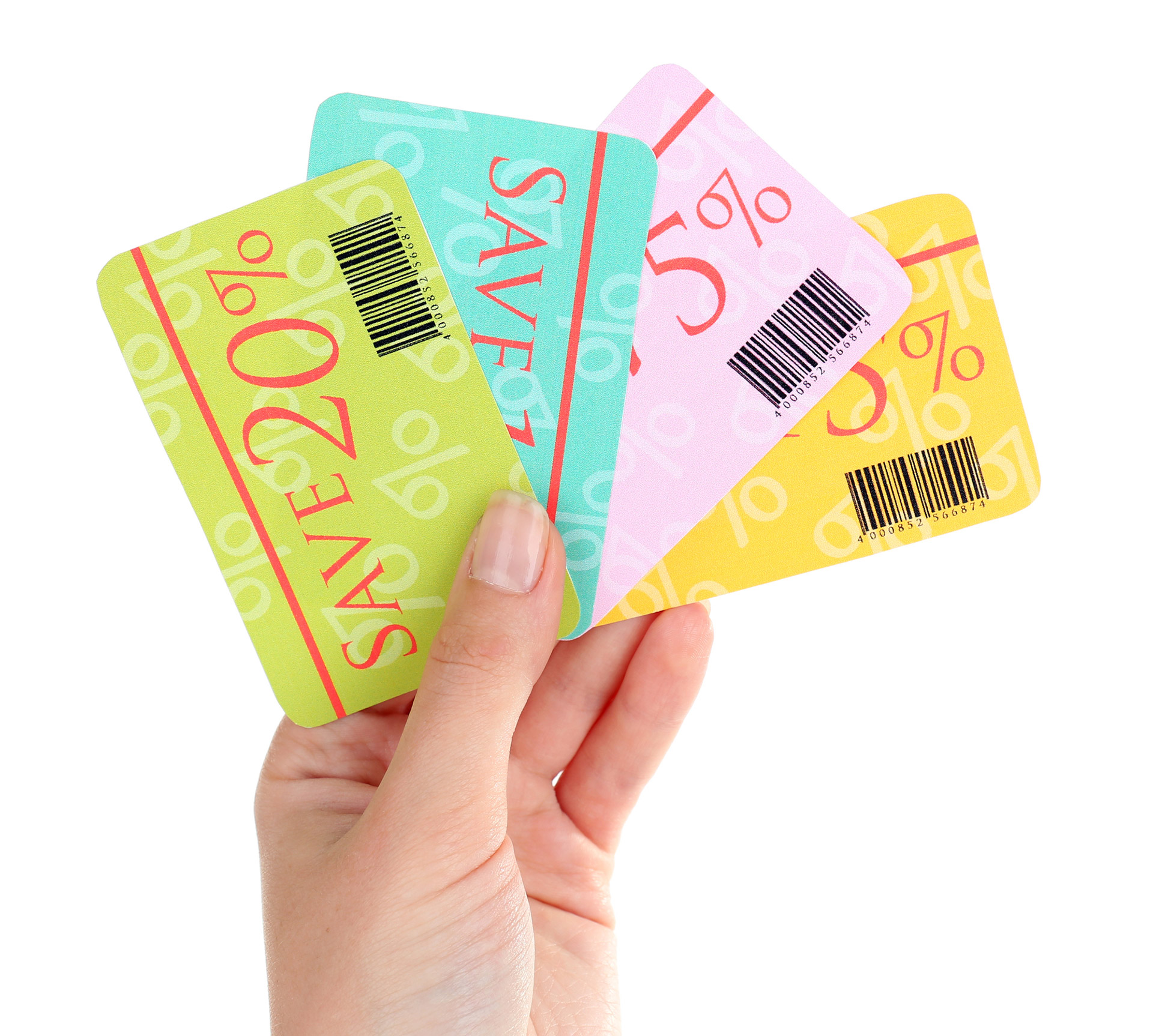 How to get money off vouchers into the hands of mums?